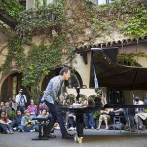 Week end musicale in città con Piano City Milano
